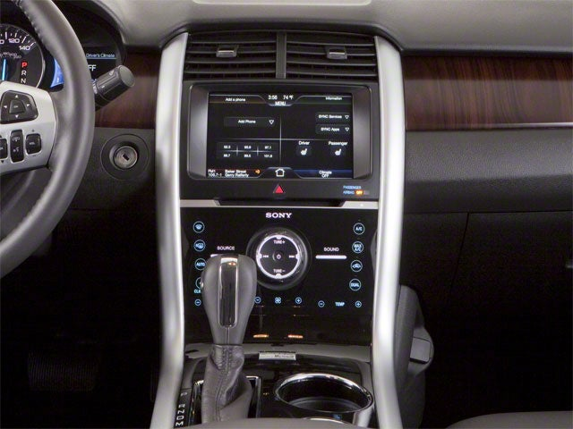 Ford Edge Limited In Hallock Mn C M Ford