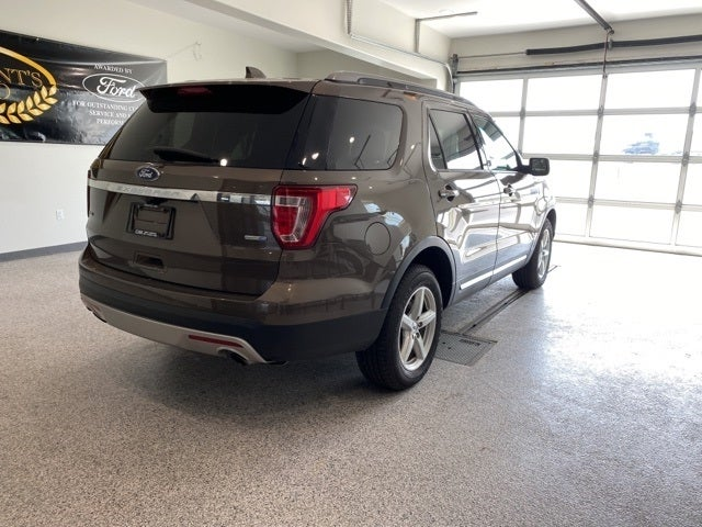 Used 2016 Ford Explorer XLT with VIN 1FM5K8DH1GGC34160 for sale in Hallock, Minnesota