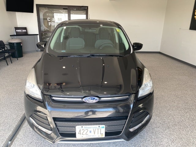 Used 2015 Ford Escape SE with VIN 1FMCU9GX2FUB11879 for sale in Hallock, Minnesota