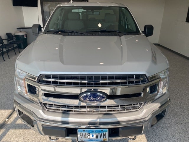 Used 2018 Ford F-150 XLT with VIN 1FTEX1EP2JKE23679 for sale in Hallock, Minnesota