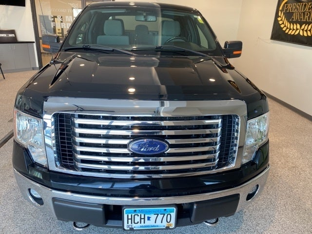 Used 2011 Ford F-150 XLT with VIN 1FTFW1EF7BFC77224 for sale in Hallock, Minnesota