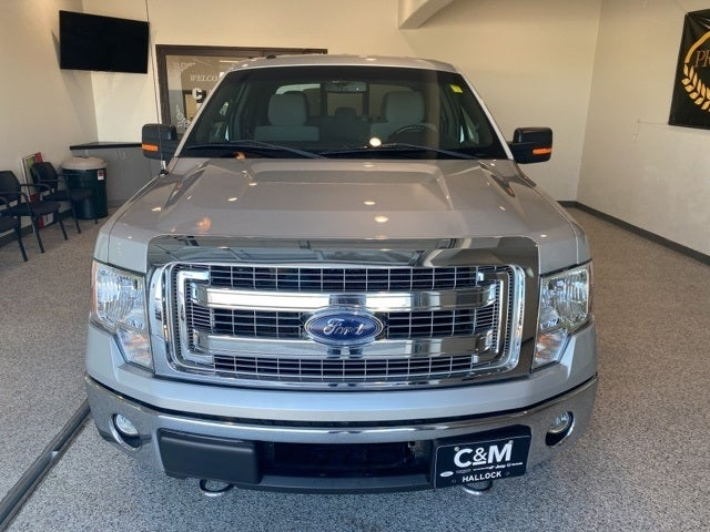 Used 2013 Ford F-150 XLT with VIN 1FTFW1ET1DFC42915 for sale in Hallock, Minnesota