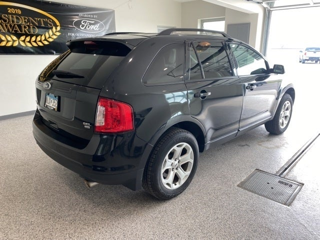 Used 2012 Ford Edge SEL with VIN 2FMDK4JC9CBA85480 for sale in Hallock, Minnesota