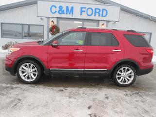 Ford Service Department | Automotive Service Hallock | C & M
